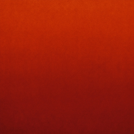 Classic fabric texture background in graduated bright red color