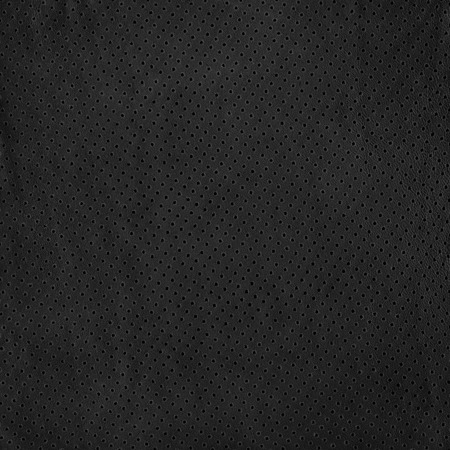 black leather texture: Black leather background texture Stock Photo
