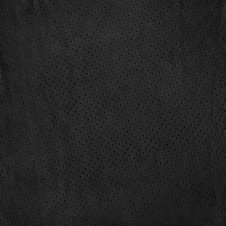 Black leather background texture Archivio Fotografico