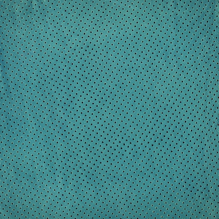 Turquoise leather background texture