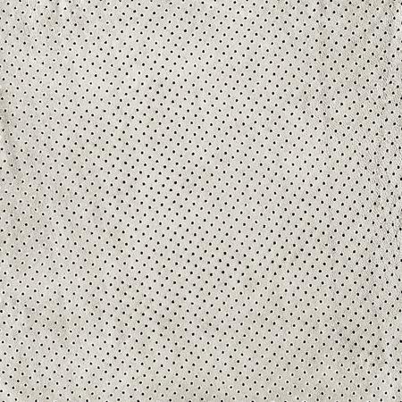 背景の白革の質感 写真素材
