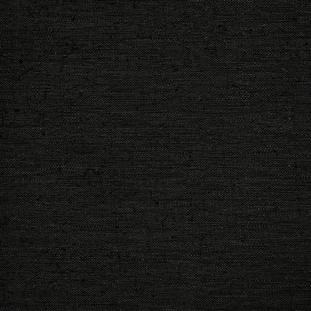 Black background from linen canvas grunge texture