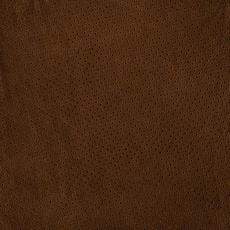 茶色の革バック グラウンド テクスチャ