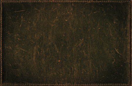 Dark grunge background from distress leather texture