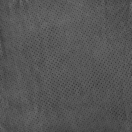 背景のグレーの革の質感