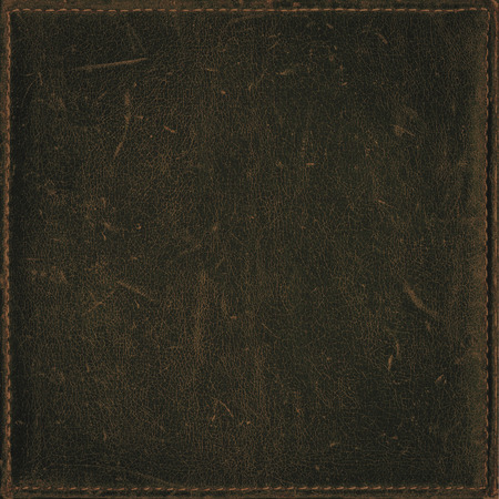 old leather: Grunge background from distress leather texture Stock Photo