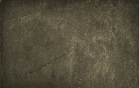 grease paint: Grunge background from old torn paper texture Stock Photo