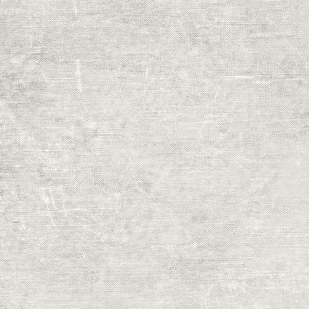 白グランジ背景を苦痛から漂白キャンバスのテクスチャ 写真素材