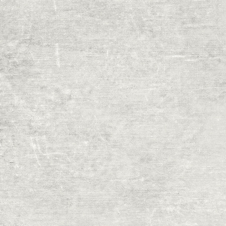 White grunge background from distress bleached canvas texture Standard-Bild