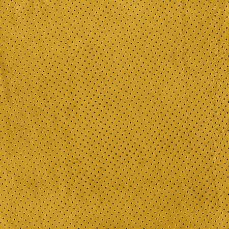 Yellow leather background texture