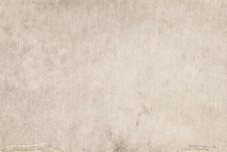 ベージュ キャンバス グランジ背景テクスチャ