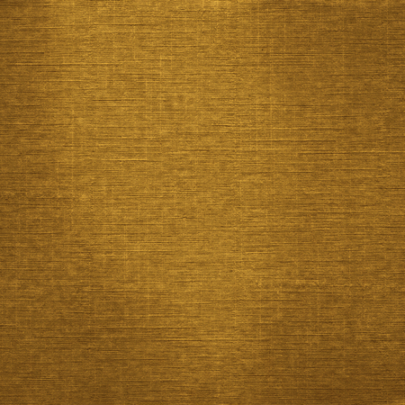 Classic fabric textured background in elegant golden colour