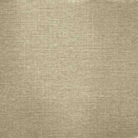 Classic and elegant fabric textured background in beige colour Archivio Fotografico