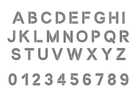tyre tread: Tire tread font
