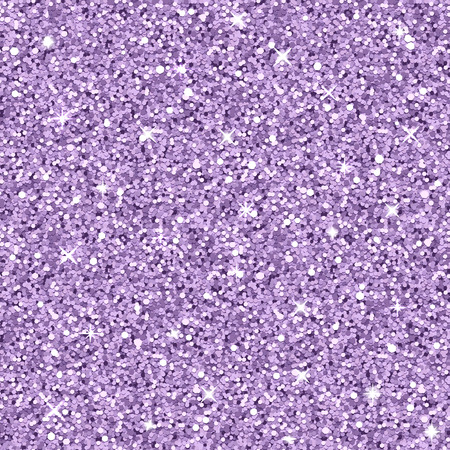 Vector lilac glitter texture, realistic seamless pattern