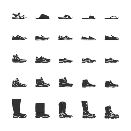 men's shoes: Icons of mens shoes