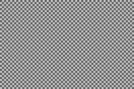 Dark rectangular empty transparent background. Vector illustration