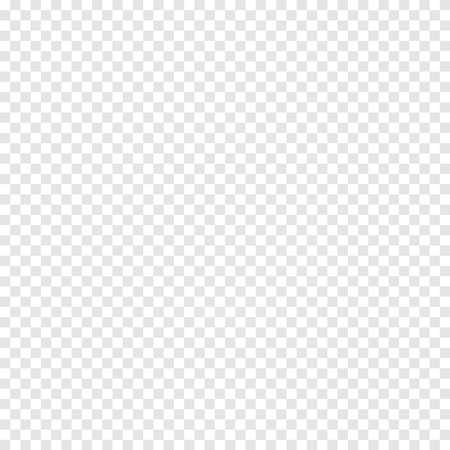 Light empty square transparent pattern background. Vector