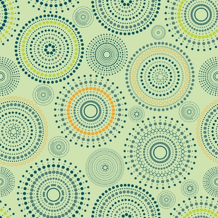 Background - Circles & dots