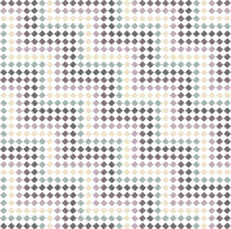 Zigzag pattern in steps - color pastel Vector
