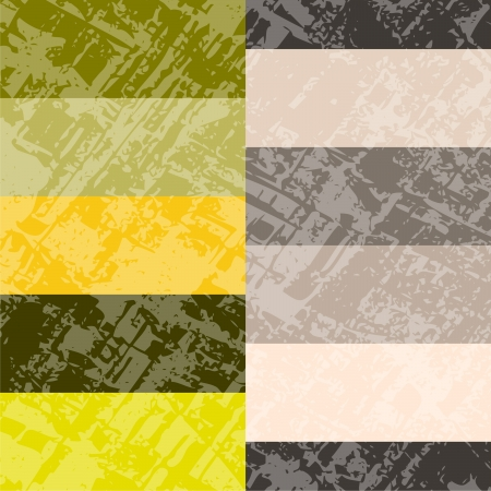 duotone: Abstract background grunge in duotone Illustration