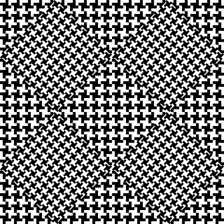 Abstract background in black and white Vector