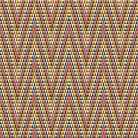 wool texture: Colored texture in zig zag
