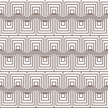 Square and swirl  Vector