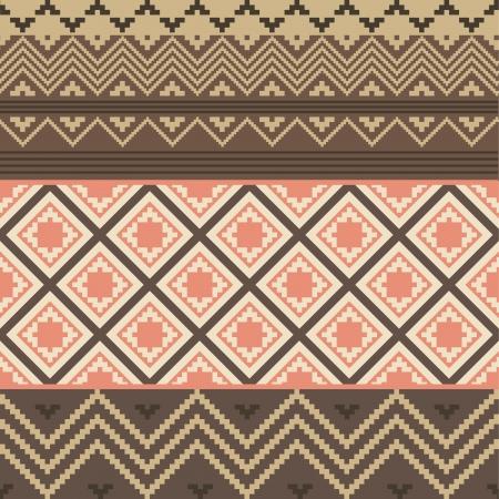 entwine: Colorata struttura etnica