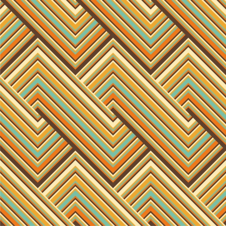 Colored lines pattern Vector