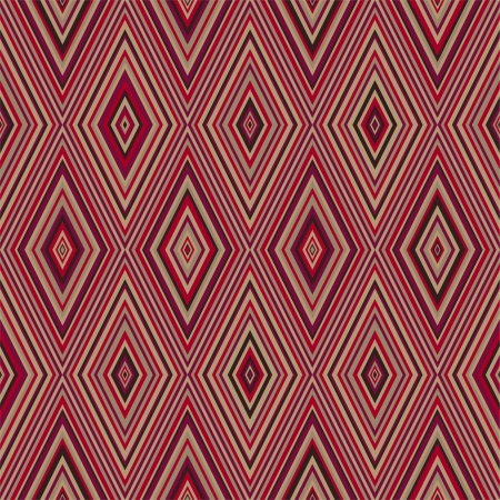 Colorful pattern with triangle and lines Vector