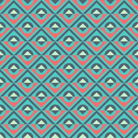persia: Geometric patterns Illustration