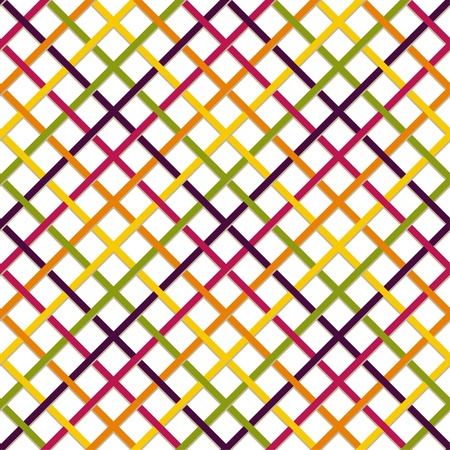 pastel shades: Seamless stripe pattern Illustration
