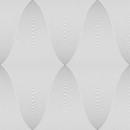 Pattern - distorted line Stock Vector - 18218844