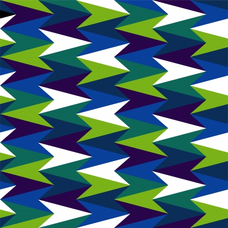 Abstract pattern colored Vector