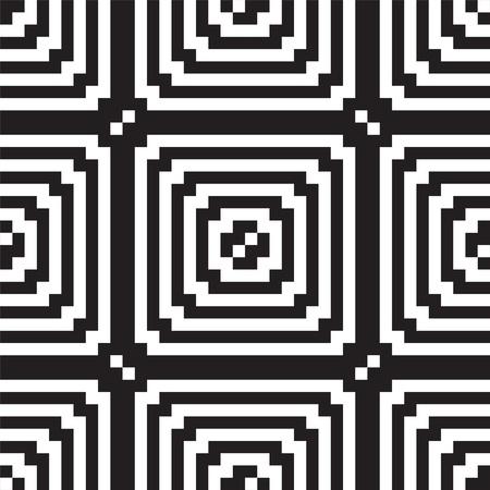 Pattern black & white  Vector