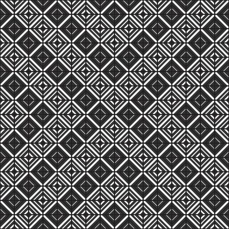 threshold: Pattern descending square Illustration