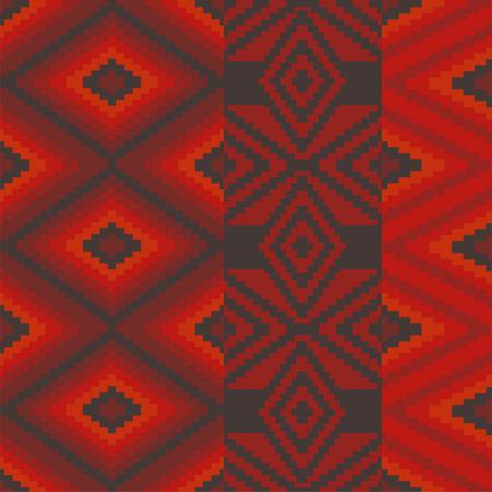 Traditional pattern Illustration