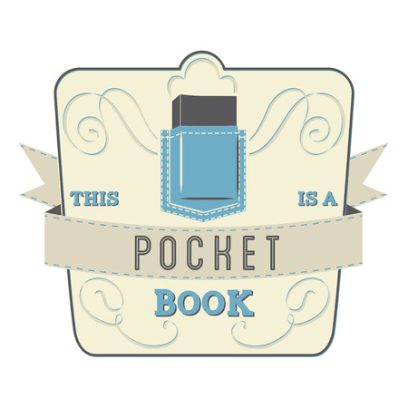 Book Style and Type Label: Pocket Book