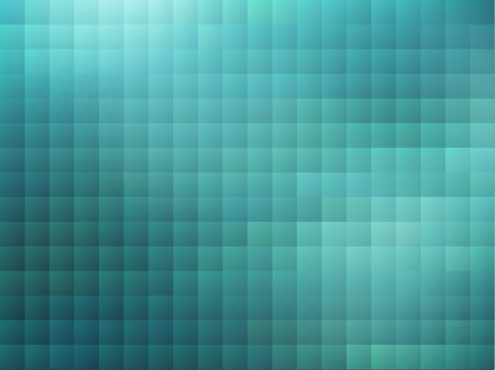 Sky Blue Pixel Background.Soft shades of blue. Vector