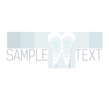 whiteness: Tooth whiteness with sample text. Stomatology and health use.