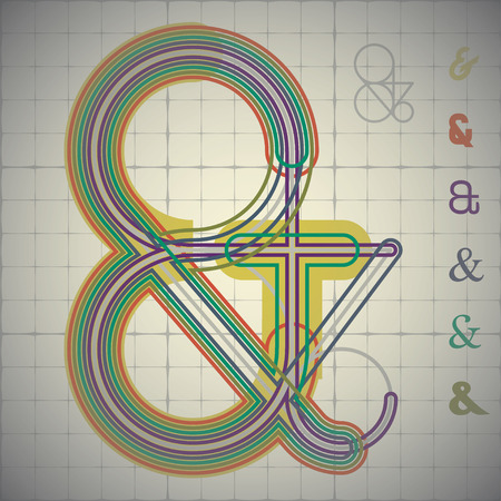 ampersand: Ampersand Illustration