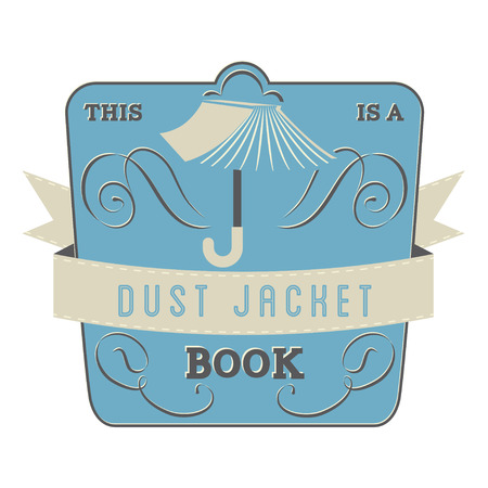 ideogram: Book Style and Type Label: Dust Jacket Book