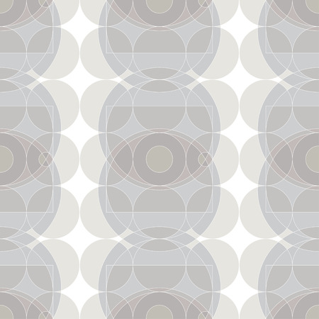 pale colors: Seamless Pattern with Minimalistic Eyes,Circles and Pale Colors