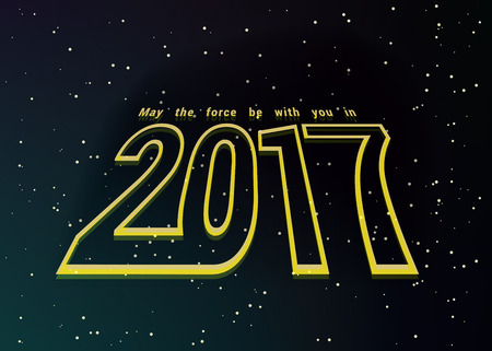 star: May the force be with you in 2017