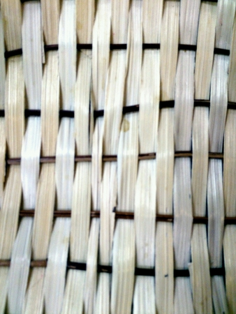 weave: Wooden Weaved Texture Stock Photo