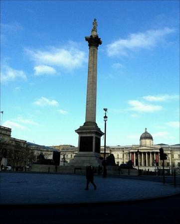 trafalgar: Trafalgar Square London