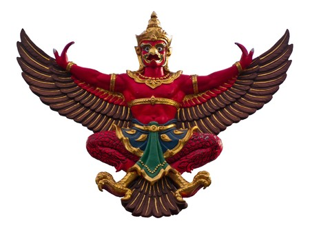 glorify: The Garuda in Thailand