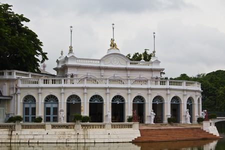 Bang Pa-in Royal Palace Reception Hall photo