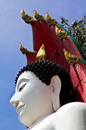 Closeup Buddha Image Stock Photo